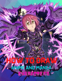 How to Draw Anime And Manga Characters Book PDF