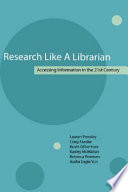Research Like a Librarian
