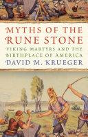 Myths of the Rune Stone Pdf/ePub eBook