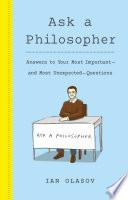 Ask a Philosopher Book PDF