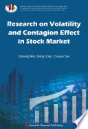 Research on Volatility and Contagion Effect in Stock Market