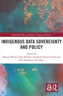 Indigenous Data Sovereignty and Policy Pdf/ePub eBook