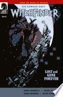 Witchfinder: Lost and Gone Forever #5