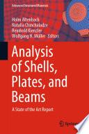 Analysis of Shells  Plates  and Beams Book