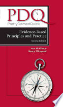 PDQ Evidence based Principles and Practice Book