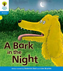 Oxford Reading Tree: Stage 3: Floppy's Phonics Fiction: A Bark in the Night