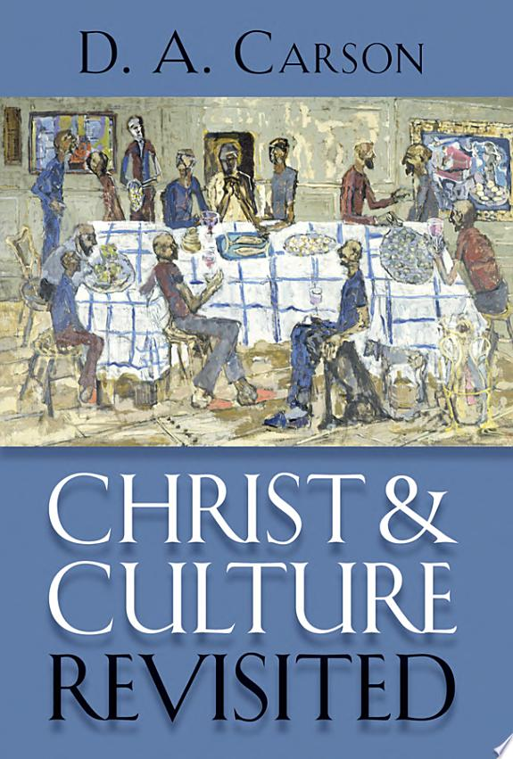 Christ and Culture Revisited banner backdrop