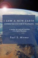 I Saw a New Earth