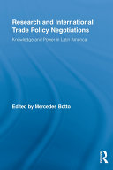 Research and International Trade Policy Negotiations