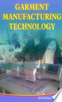 Garment Manufacturing Technology Book