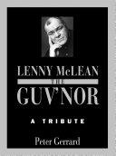 The Guv'nor - A Tribute