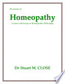 The Genius of Homeopathy Book
