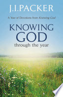 Knowing God Through the Year Book