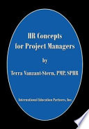 Hr Concepts For Project Managers Book PDF