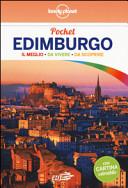 Guida Turistica Edimburgo. Con cartina Immagine Copertina