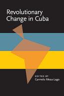 Revolutionary Change in Cuba Pdf/ePub eBook
