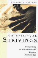 On Spiritual Strivings