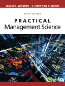 Practical Management Science   Mindtap Decision Sciences  1 Term 6 Months Access Card Book