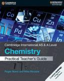 Books - New Cambridge International As & A Level Chemistry Practical Teachers Guide | ISBN 9781108539098