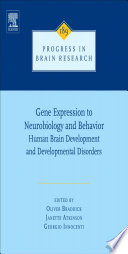 Gene Expression to Neurobiology and Behavior Book