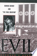 The Banality of Evil Book PDF