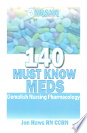 140 Must Know Meds