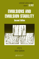 Emulsions and Emulsion Stability