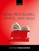 Legal Procedures  Ethics and Skills