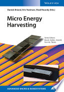 Micro Energy Harvesting Book