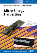 Micro Energy Harvesting