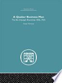 Quaker Business Man