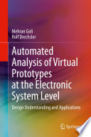 Automated Analysis of Virtual Prototypes at the Electronic System Level