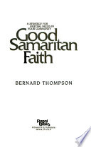Good Samaritan Faith