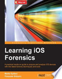 Learning Ios Forensics Book PDF