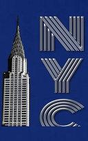 Chrysler Building New York City Drawing Writing Journal