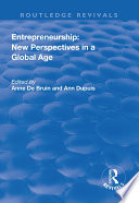 Entrepreneurship  New Perspectives in a Global Age