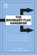 The Boundary Flux Handbook