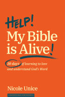 Pdf Help! My Bible Is Alive! Telecharger