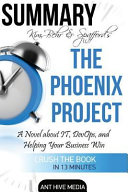 Kim  Behr and Spafford s the Phoenix Project