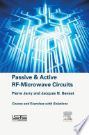 Passive and Active RF Microwave Circuits Book