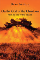 On the God of the Christians