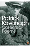 Patrick Kavanagh Books, Patrick Kavanagh poetry book