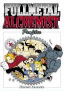 Fullmetal Alchemist Manga Profiles