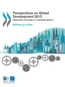 Perspectives on Global Development 2013 Industrial Policies in a Changing World Pdf/ePub eBook