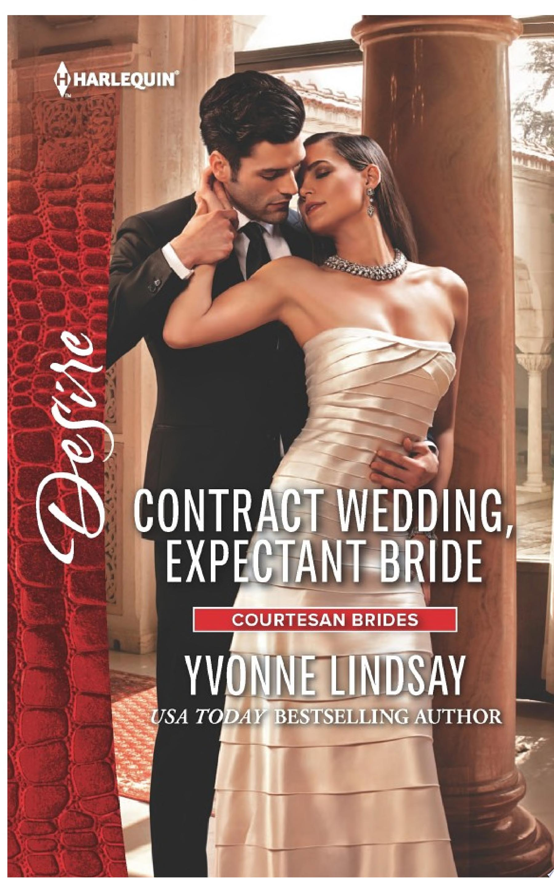 Contract Wedding  Expectant Bride