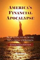 America s Financial Apocalypse