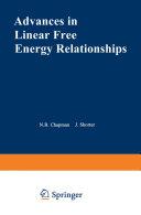Advances in Linear Free Energy Relationships Pdf/ePub eBook