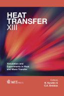 Heat Transfer XIII