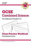 New Grade 9-1 GCSE Combined Science: Edexcel Exam Practice Workbook - Foundation