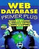 Web Database Primer Plus